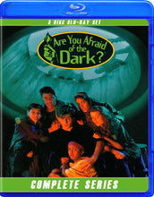 Are You Afraid of the Dark Complete Series in Blu-Ray!