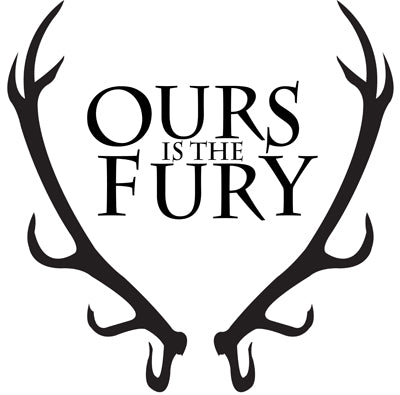 House Baratheon Game of Thrones Vinyl Decal Sticker