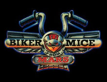 BIKER MICE FROM MARS THE COMPLETE SERIES BLU RAY!!!