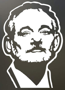 Bill Murray Vinyl Decal/Sticker