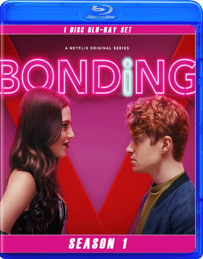 BONDING SEASON 1 BLU RAY!