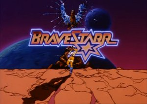BRAVESTAR THE COMPLETE SERIES BLU RAY!!