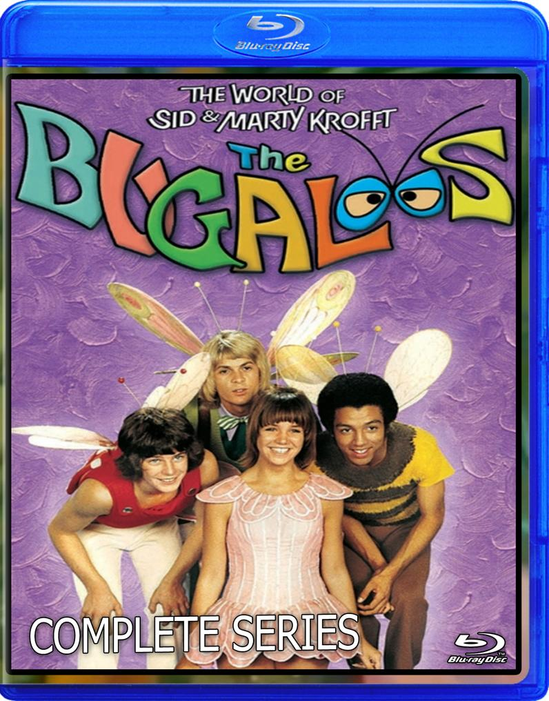 Bugaloos the Complete Series on Blu-Ray!!