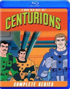 CENTURIONS THE COMPLETE SERIES BLU RAY!!