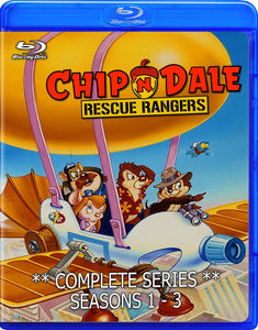 Chip and Dale Rescue Rangers Blu-ray!!