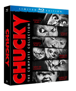 Chucky: The Complete Collection in Blu-Ray™