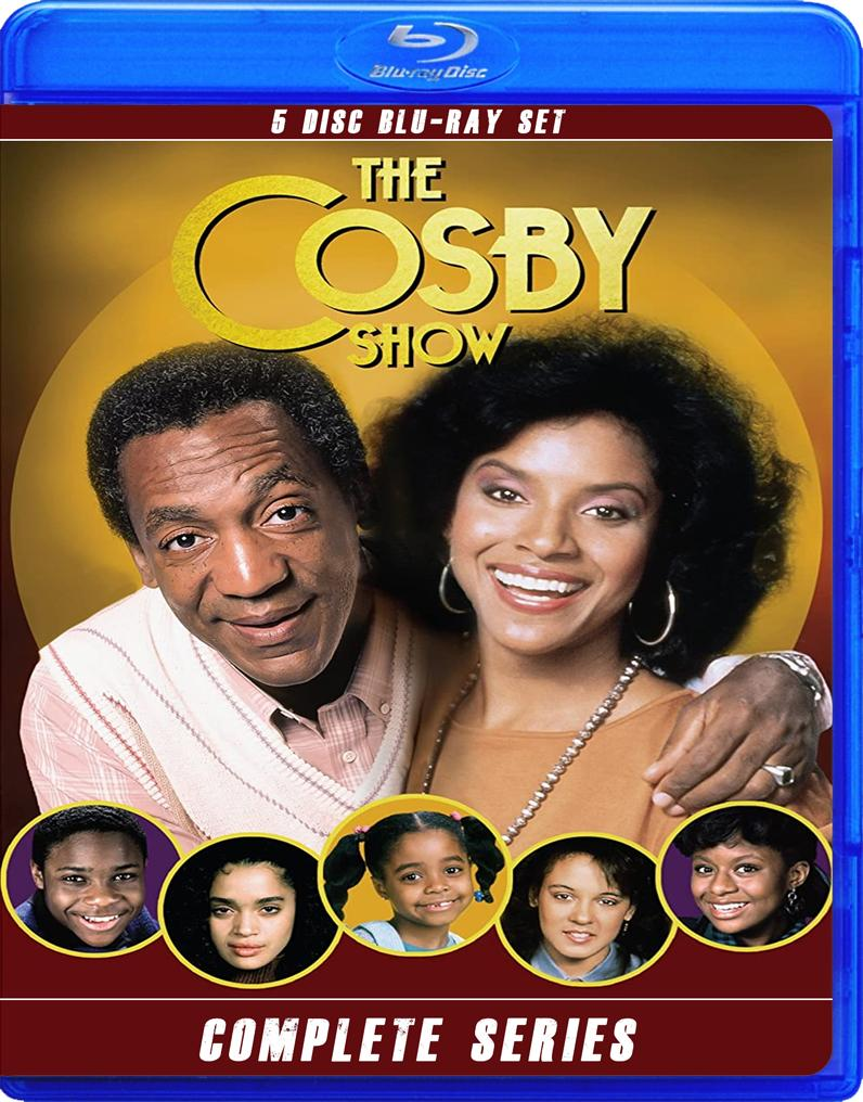 COSBY SHOW,THE COMPLETE SERIES BLU RAY!