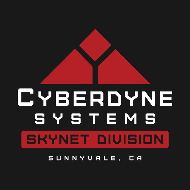 Cyberdyne Systems Color Decal