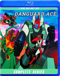 DANGUARD ACE THE COMPLETE SERIES BLU RAY!!