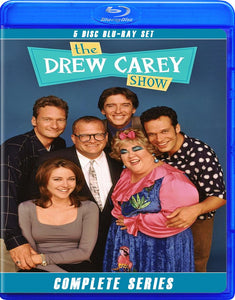 DREW CAREY THE COMPLETE SERIES ALL 9 SEASONS BLU RAY!!