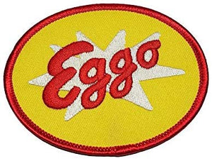 "Stranger Things ""Eggo"" Color  Vinyl Decal"