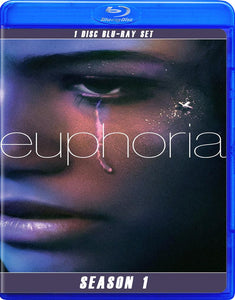 EUPHORIA SEASON 1 BLU RAY!!
