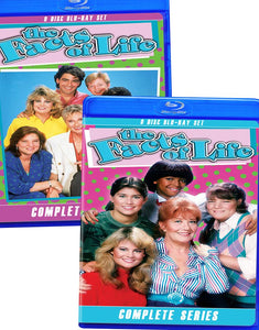 THE FACTS OF LIFE COMPLETE SERIES BLU RAY!1