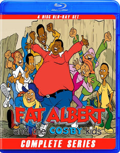 FAT ALBERT THE COMPLETE SERIES BLU RAY!