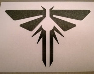 Firefly Logo Vinyl Decal Sticker