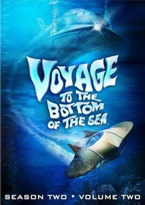 VOYAGE TO THE BOTTOM OF THE SEA COMPLETE SERIES BLU RAY!!