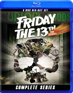 FRIDAY THE 13TH THE TV SERIES COMPLETE BLU RAY!