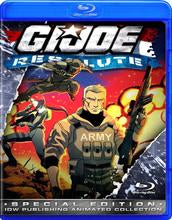 G I JOE ULTIMATE BUNDLE!! BLU RAY!!