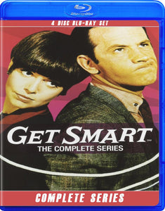 GET SMART COMPLETE SERIES BLU RAY!