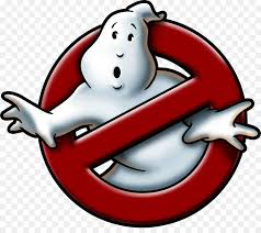 Ghostbusters Full Color Logo on Vinyl Decal
