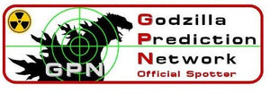 Godzilla Prediction Network Color Vinyl Decal