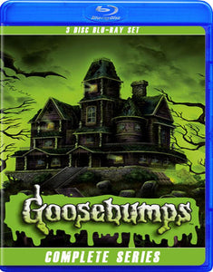 """GOOSEBUMPS"" the Complete Series in Blu-ray!"
