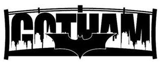 Gotham Batman Image Vinyl Decal Sticker