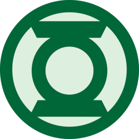 Green Lantern Logo Vinyl Decal/Sticker