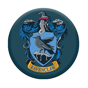 Harry Potter Ravenclaw Color Vinyl Decal