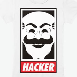 Mr. Robot Hacker Vinyl Decal/Sticker
