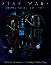 Star Wars Despecialized Edition All 3 Movies  Blu Ray!!