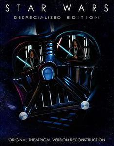 Star Wars: Episode IV - Despecialized Edition v2.7 v2 w/ Special Features & Documentaries!