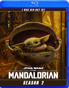 THE MANDALORIAN SEASON 2 BLU RAY!!!