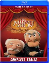 THE MUPPET SHOW ALL 5 SEASONS BLU RAY!!