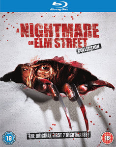 A Nightmare on Elm Street Collection in Blu-Ray™
