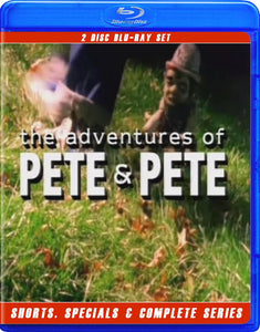 The Adventures of Pete & Pete The Complete Series Blu Ray!