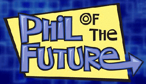 PHIL OF THE FUTURE COMPLETE SERIES BLU RAY!!