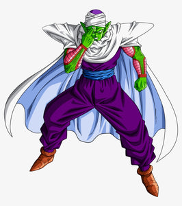 Dragon Ball 'Piccolo' Vinyl Decal/Sticker