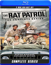 THE RAT PATROL COMPLETE SERIES BLU RAY!!