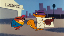 SECRET SQUIRREL THE COMPLETE SERIES BLU RAY!
