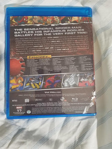 Spiderman the Complete 1994 Series in Blu-Ray! Awesome Set!!