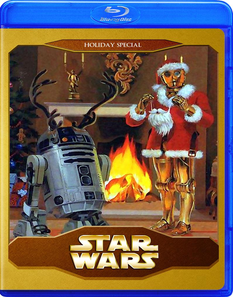 Star Wars:  The Holiday Special Blu Ray!