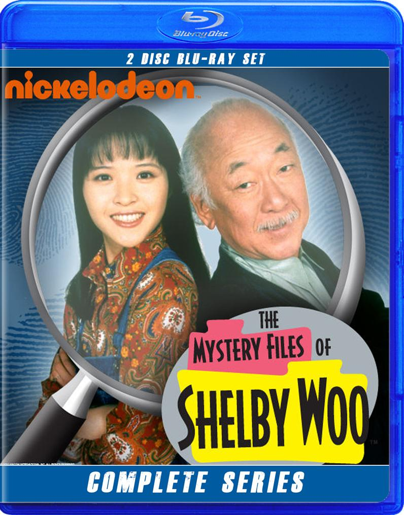 Mystery Files of Shelby Woo,Complete Series Blu Ray!!