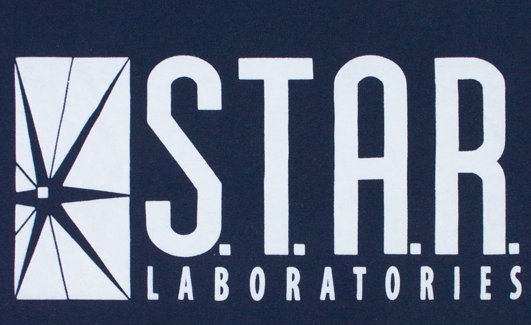 S.T.A.R. Laboratories Color Vinyl Decal