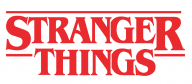 Stranger Things Logo Vinyl Decal