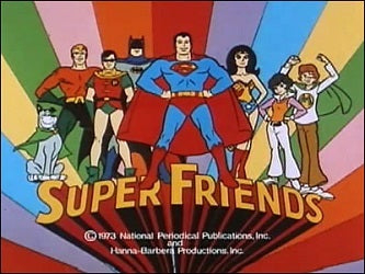 Super Friends The Complete Series in Blu-Ray™