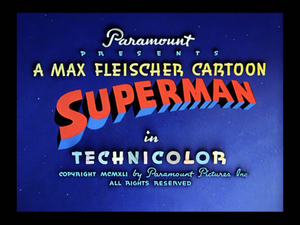 SUPERMAN THE MAX FLEICHER SERIES COMPLETE BLU RAY!!