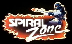 Spiral Zone:  The Complete Series on Blu-Ray!!