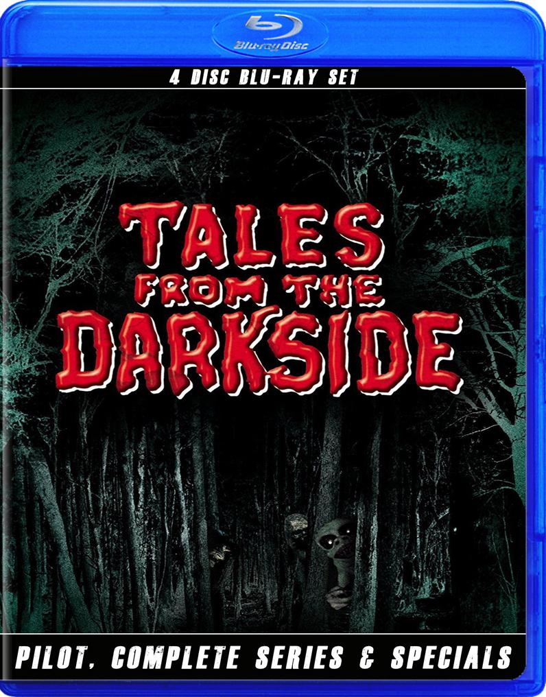 TALES FROM THE DARKSIDE THE COMPLETE SERIES BLU RAY!!