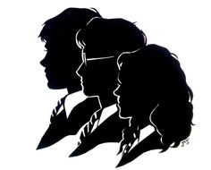 Profiles Harry Potter Vinyl Decal Sticker